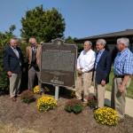 DAAHA dedicates historical marker